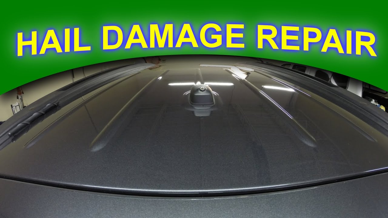 Remove hail damage