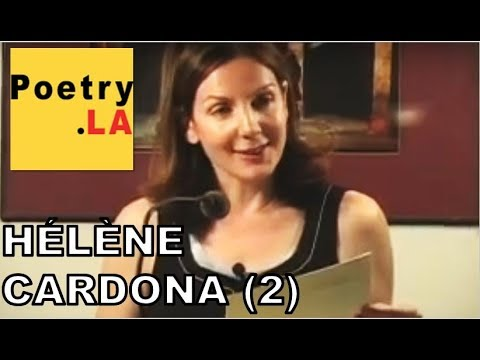 Hélène Cardona  poetry translations, Part 2