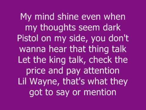 Drake Feat. Kanye West, Lil' Wayne, Eminem Forever (lyrics)