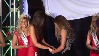 Crowning of 2015 Miss West Virginia USA and Miss West Virginia Teen USA