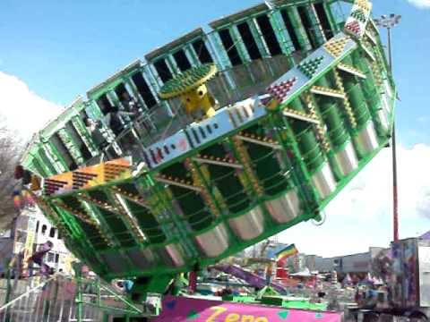 Zero Gravity Theme Park >> Zero Gravity Off Ride Video Youtube