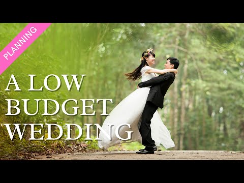 Low Budget Wedding Planning