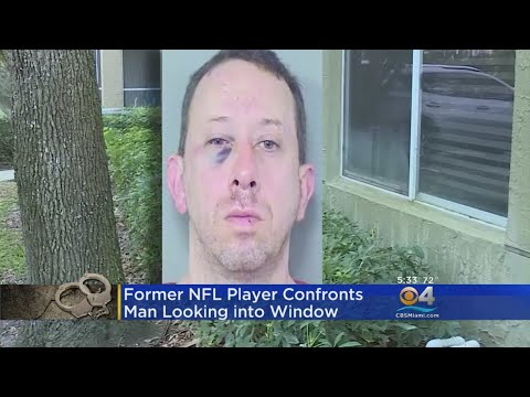 WIOD-AM Local News - Alleged Palm Beach Peeping Tom Gets Beat Up By Former NFL Player