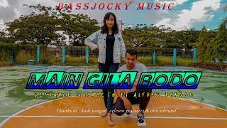 Main Gila Bodo - Defrance Elisabeth Ft Alfred Renggo ( Official Music Vidio )