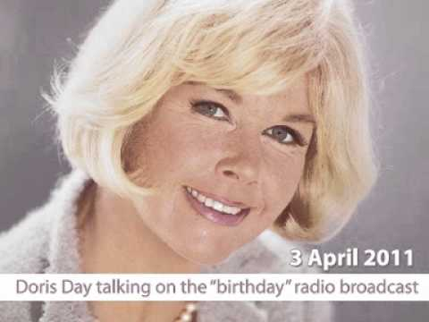 DORIS DAY chats live by telephone during her April 3rd 2011 birthday