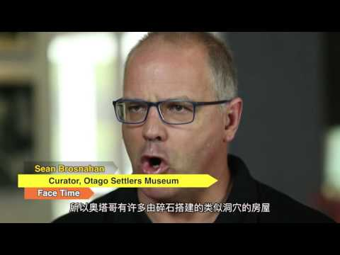 Chinese Pioneers in NZ - Facetime, Guangdong TV