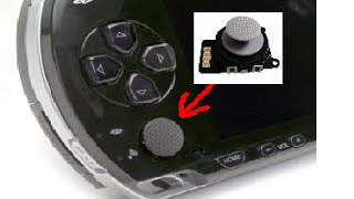 Como Cambiar el JOYSTICK de PSP 2000/ 2004 ( TUTORIAL) - almadgata