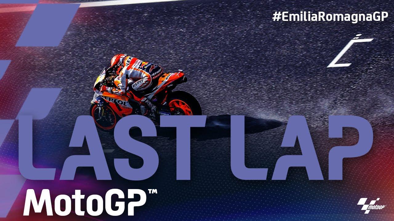 MotoGP Last Lap  2021 EmiliaRomagnaGP