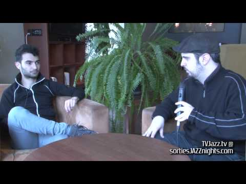 Tigran Hamasyan - interview, words and music - TVJazz.tv
