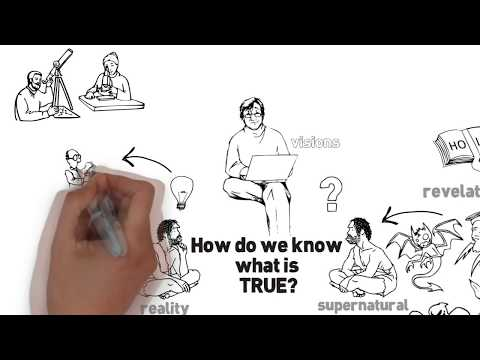 """""""How do we know what is true?"""" - That's Humanism!"""