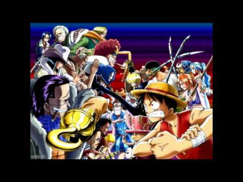 One Piece - Can't Escape, Fight! (Straw Hat Pirates Mix)