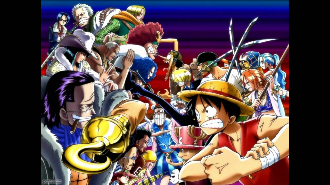 One Piece Can T Escape Fight Straw Hat Pirates Mix Youtube