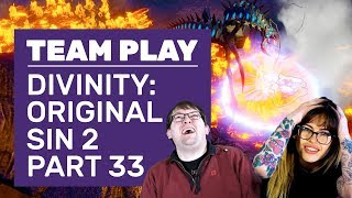 Let's Play Divinity Original Sin 2 | Part 33: The Red Wedding
