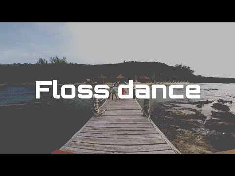 A collection of kids FLOSS and TAKE THE L DANCE at scenic Vietnam landscape June 2018 Gopro5