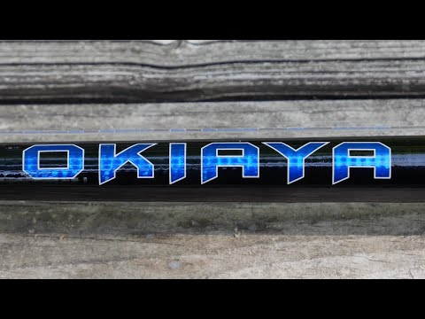 My OKIAYA BLACK VENOM And PENN SQUALL 60LD Sharking Rod