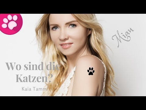 KAIA TAMM - WO SIND DIE KATZEN? - EESTI LAUL 2019 - OFFICIAL VIDEO - ESTONIA - EUROVISION 2019