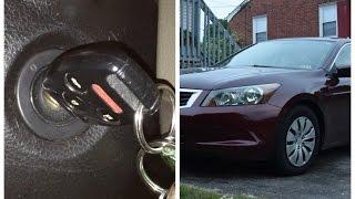 How to Program Honda Accord Key - SAVE $200 Doing This!