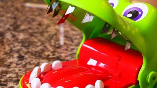 One of Guava Juice 2's most viewed videos: EXTREME CROCODILE DENTIST CHALLENGE!