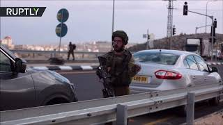 Two IDF soldiers allegedly killed in drive-by shooting in West Bank