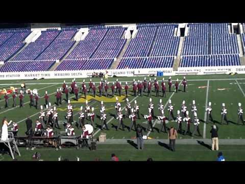 Broadneck High School marching band solaris 2011