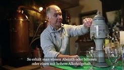 Absinth - der mystische Tropfen aus dem Schweizer Jura