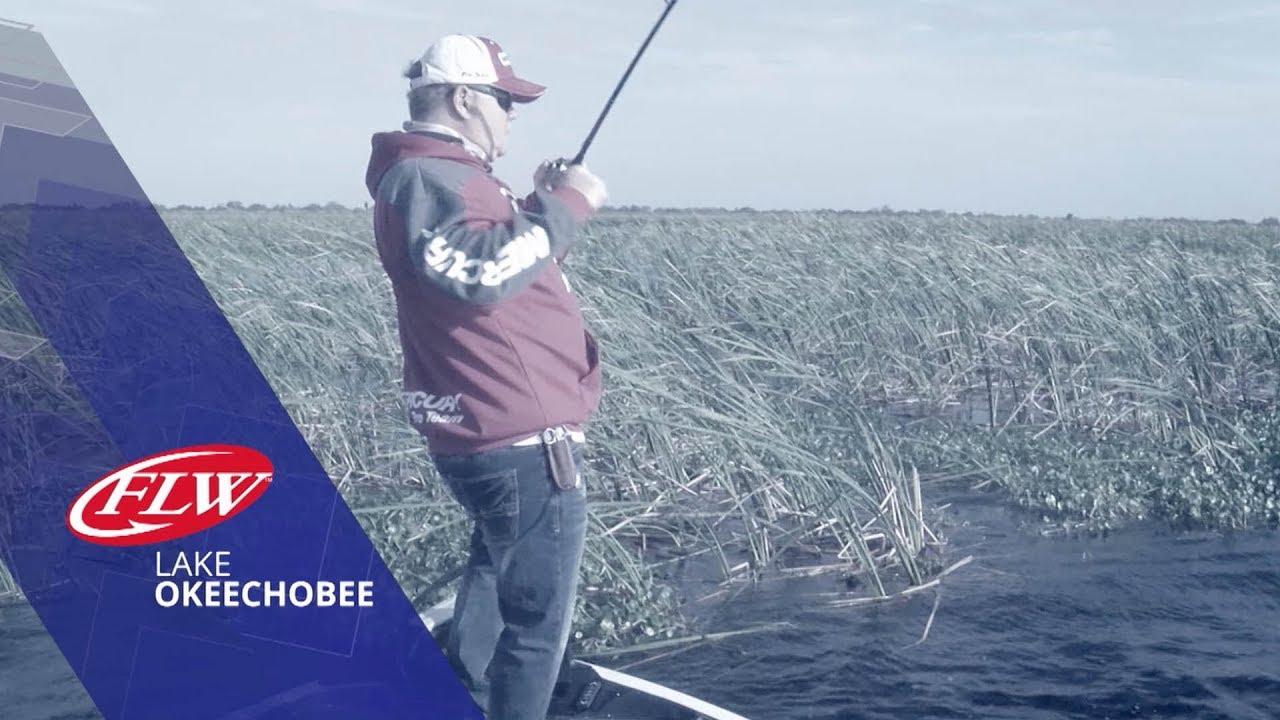 2018 flw tv lake okeechobee youtube for Youtube fishing video