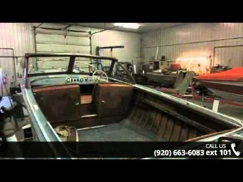 Cruiser Dual Engine Wood Boats - Ox-Bo Marine - Juneau, W...