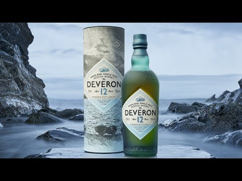 Deveron 12 Year Old Single Malt Scotch Whisky, односолодовый шотландский виски