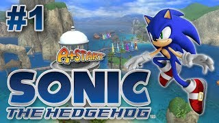 Sonic '06: It's Broken Alright! - Part 1 - A+Start