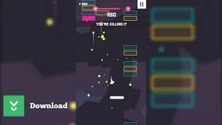 Bitnoid - Explore a mix of arkanoid and bullet hell genres