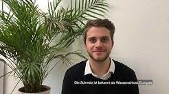 Tobias Vögeli unterstützt die Trinkwasserinitiative