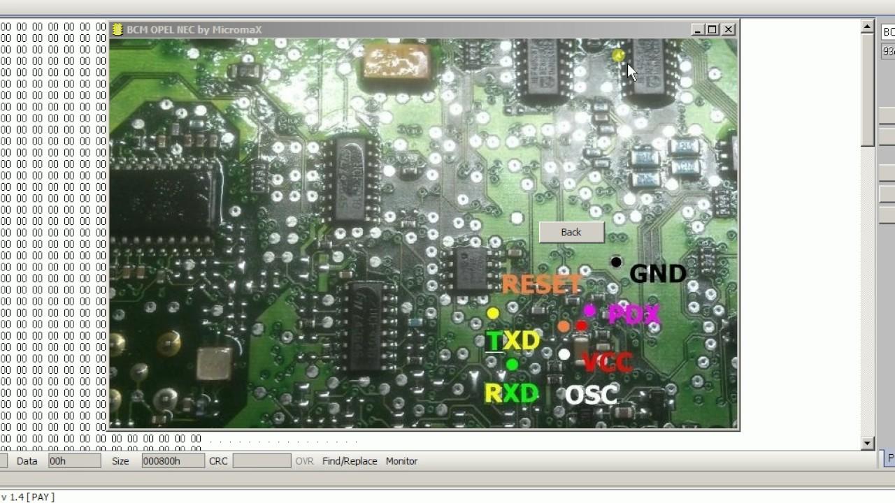Opel Corsa D BCM pin code decoding  upas script  YouTube
