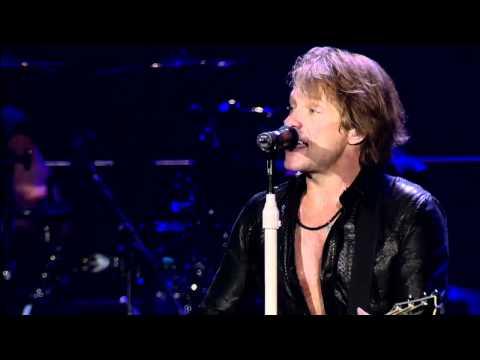 Bon Jovi Live – Captain Crash & The Beauty Queen From Mars