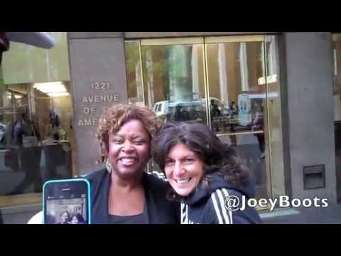 HPE  Mariann F Brooklyn  John Mellencamp  Robin Quivers