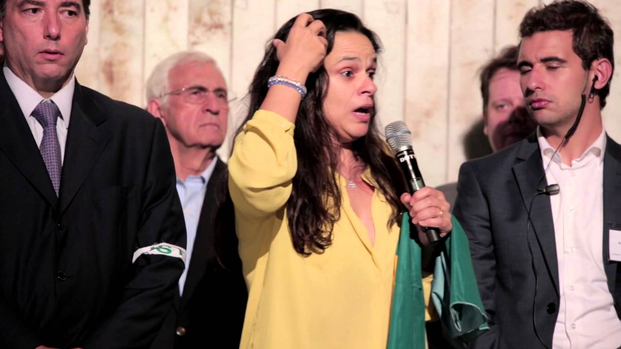 Janaina Paschoal Youtube