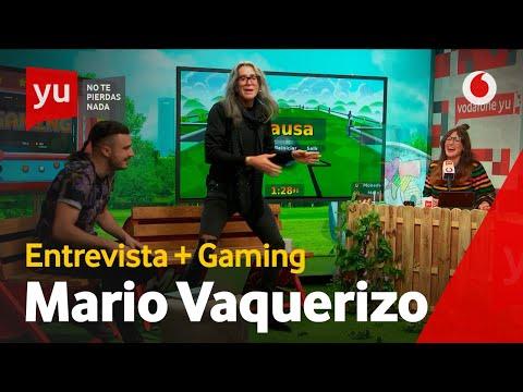 Mario Vaquerizo conoce