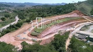 Atualização de Obras - 62% Concluído - Loteamento Cidade Nova