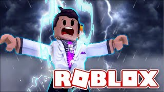 NEARLY STRUCK BY LIGHTNING!!! *SO CLOSE* (Roblox Jailbreak)