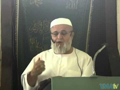 Adab of the masjid :: Ustadh Mahmud Kurkcu