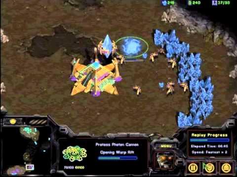 Starcraft: Brood War - Dark Templar fluke