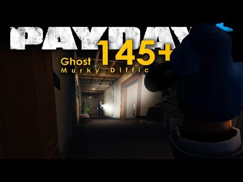 Breakin' Feds - Murky Difficulty, NO KILLS (Payday 2 Ghost 145+ Mod)
