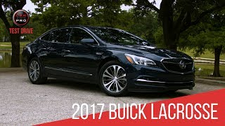 Test Drive: 2017 Buick LaCrosse