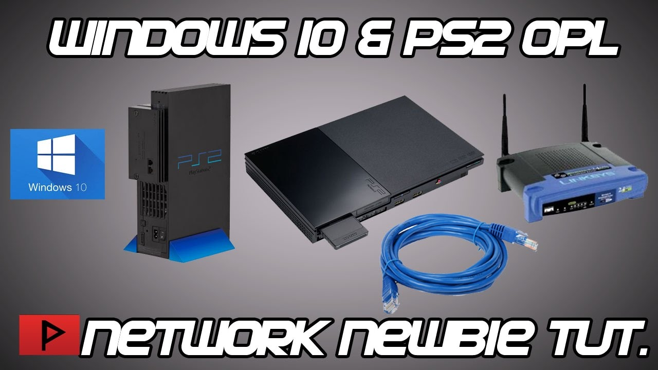 TUTORIAL] [OPL SMB] How To Network Share PS2 Games Using Windows 10