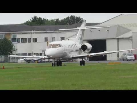 Hawker 800B (BAe 125-800B) G-GMMR