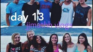 ANNUAL LAKE LOT PARTY | DAY #13 | JJMATHH VLOGS
