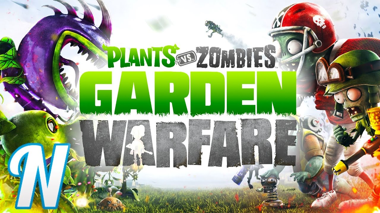 garden warfare pc