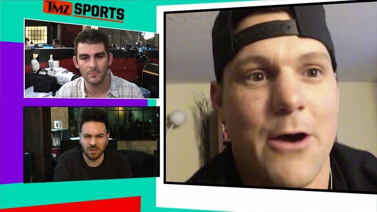 "Eddie Edwards: ""Here's What Happened!!!' | TMZ Sports"