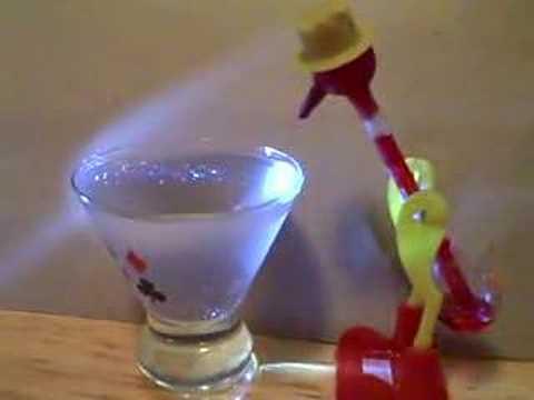 Vintage Drinking Bird