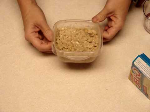 Amy's High-Protein Oatmeal Cookie~Doughy Style