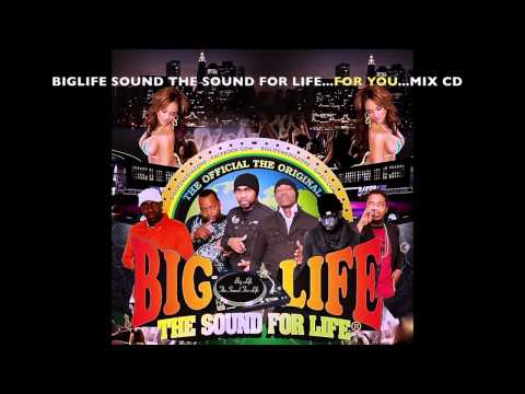"THE HOTTEST DJ MIX ON THE PLANET ""BIGLIFE SOUND FOR YOU"" MIX CD"